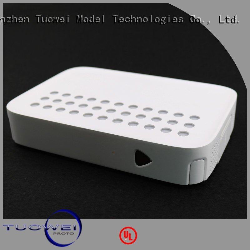 medical abs rapid prototype suppliers loudspeaker mockupfor aluminum