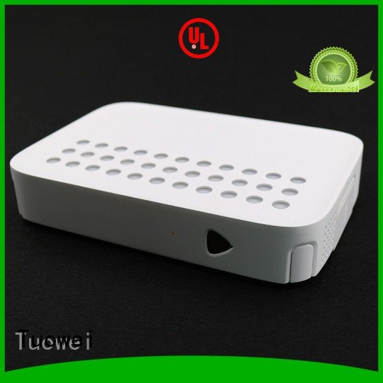 Tuowei cosmetic model prototype service shell for plastic