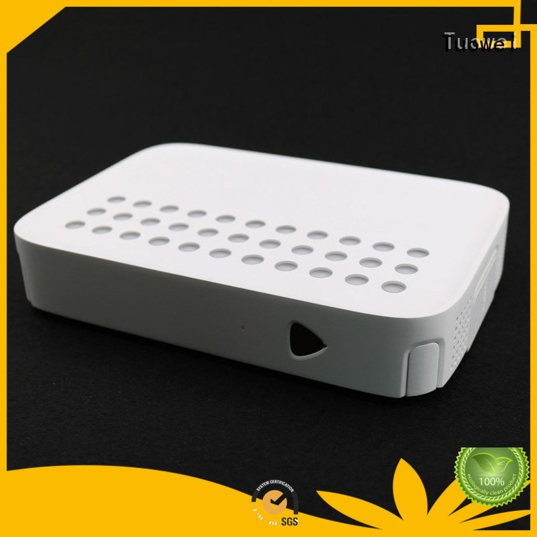 case Custom light ABS Prototype band Tuowei