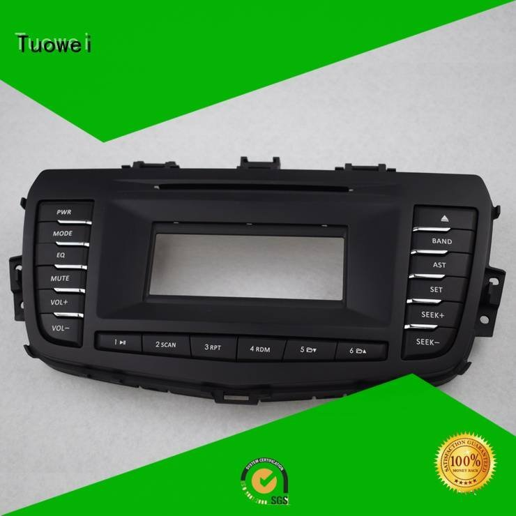 loudspeaker ABS Prototype shell reader Tuowei