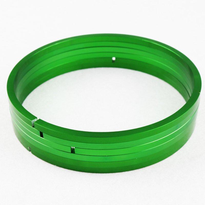 Aluminum Rings Rapid Prototype