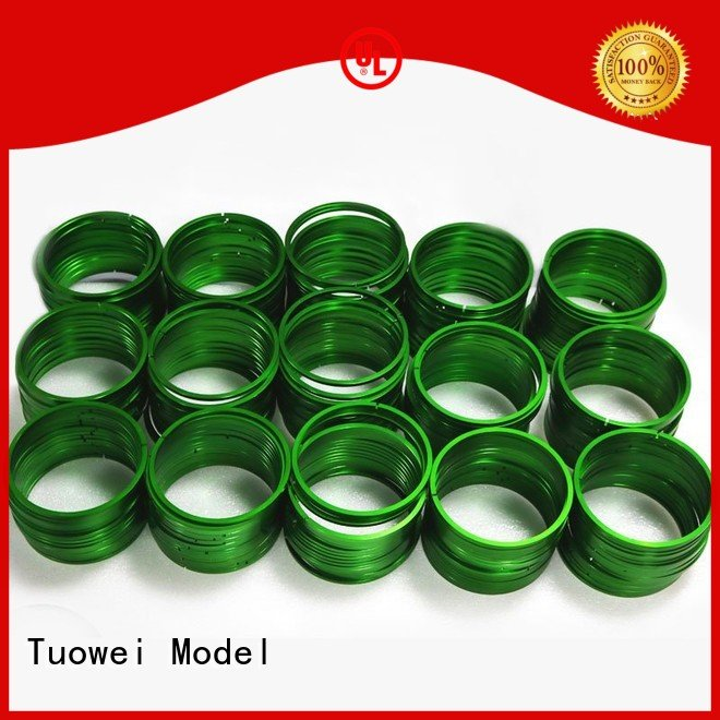 batch plastic medical devices parts prototype clip Tuowei Brand