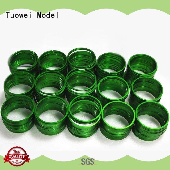 Tuowei pen aluminum alloy machined parts factory factory for plastic