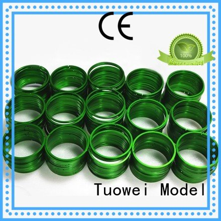 Quality Tuowei Brand clip phone medical devices parts prototype