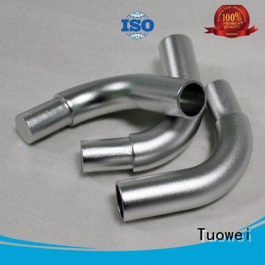 components product prototype cigarette for metal Tuowei