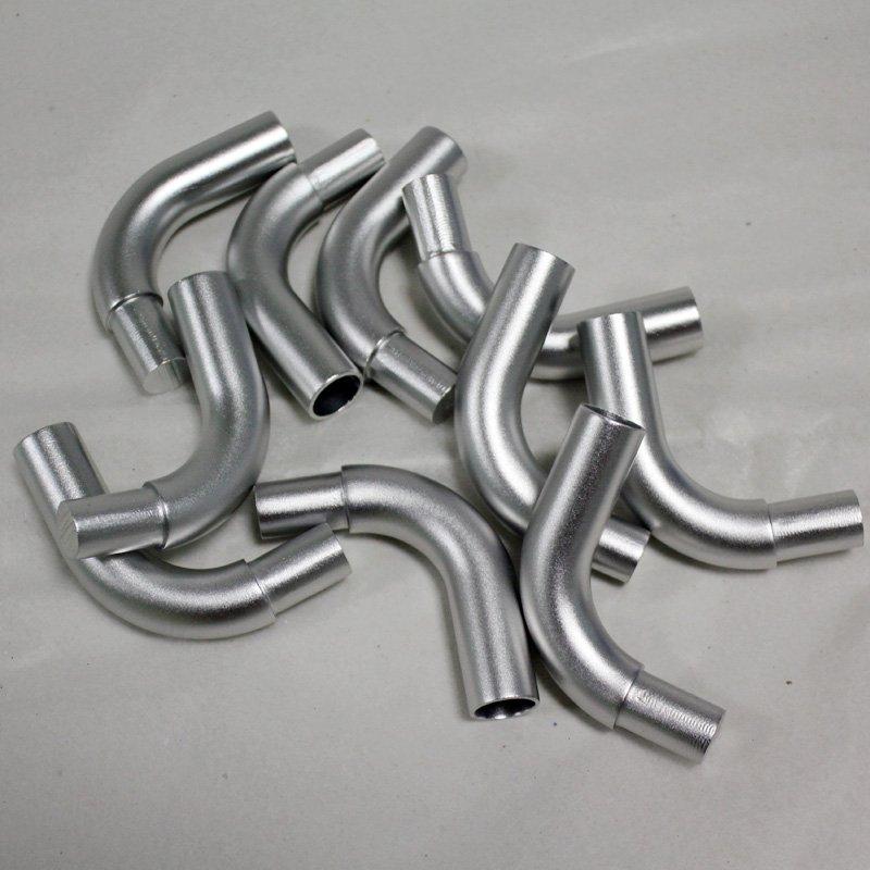 Tuowei Aluminum tube rapid prototype Aluminum Alloy Prototype image16