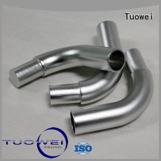 steel watch components medical devices parts prototype Tuowei Brand