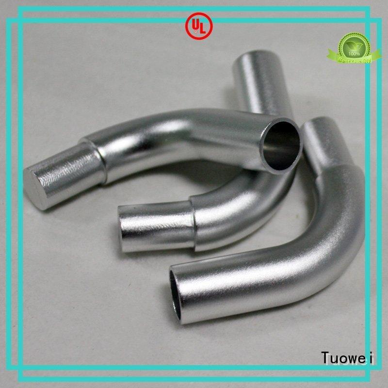 Tuowei medical aluminum prototype molds supplier
