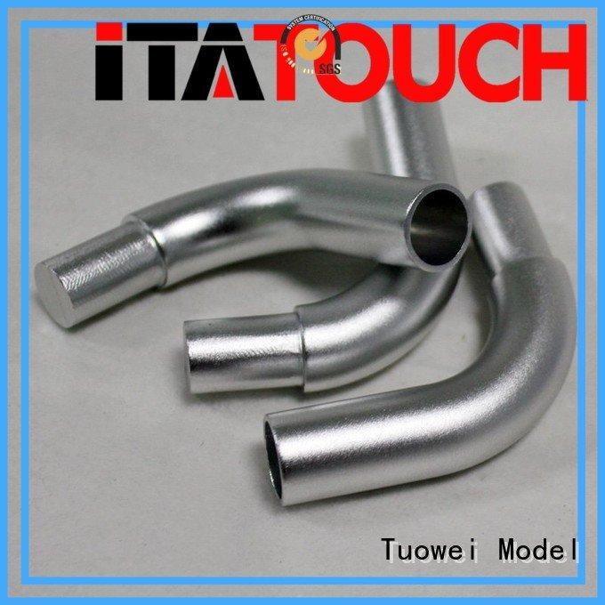Tuowei medical CNC metal prototype Wholesale supplier for aluminum