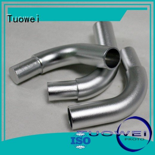 Tuowei rapid rapid prototyping with aluminum lock for industry