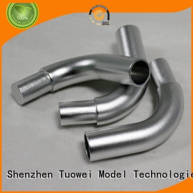 small batch machining precision parts prototype medical Tuowei Brand medical devices parts prototype