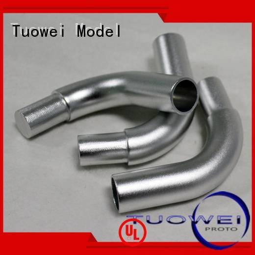 small batch machining precision parts prototype housing Tuowei Brand medical devices parts prototype