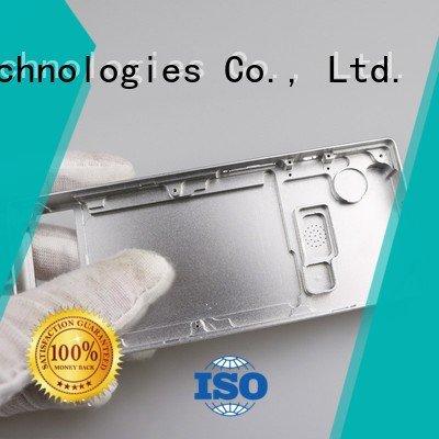 complex cnc aluminium milling manufacturer for plastic Tuowei