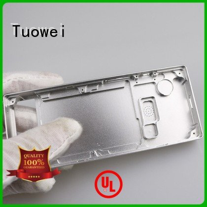 small batch machining precision parts prototype device Tuowei Brand medical devices parts prototype