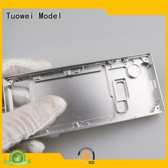 alloy lock remotecontrolled medical devices parts prototype Tuowei