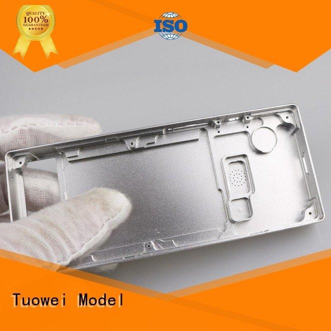 medical appalachian metal prototypes design for plastic Tuowei
