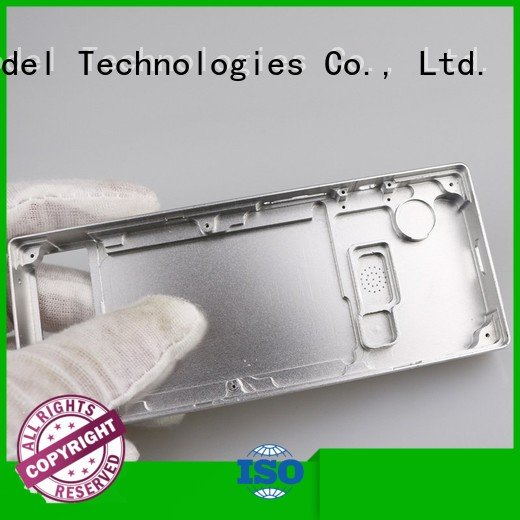 Tuowei medical aluminum alloy machined parts factory customized for plastic