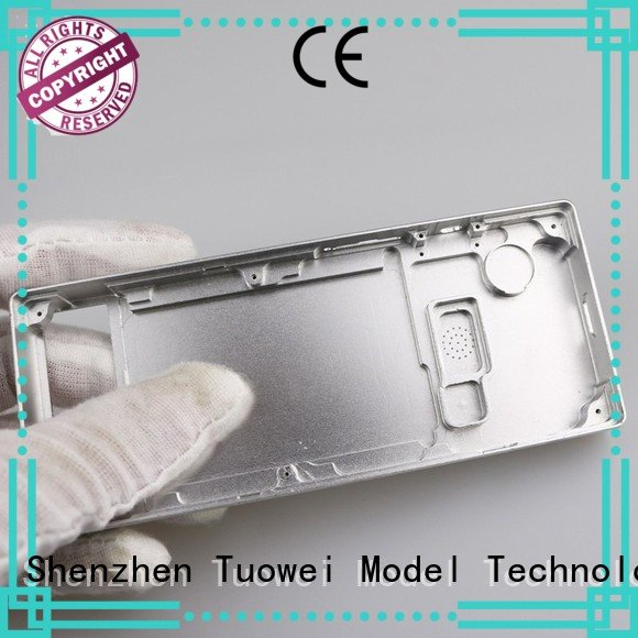 Tuowei rapid medical devices parts prototype components for industry