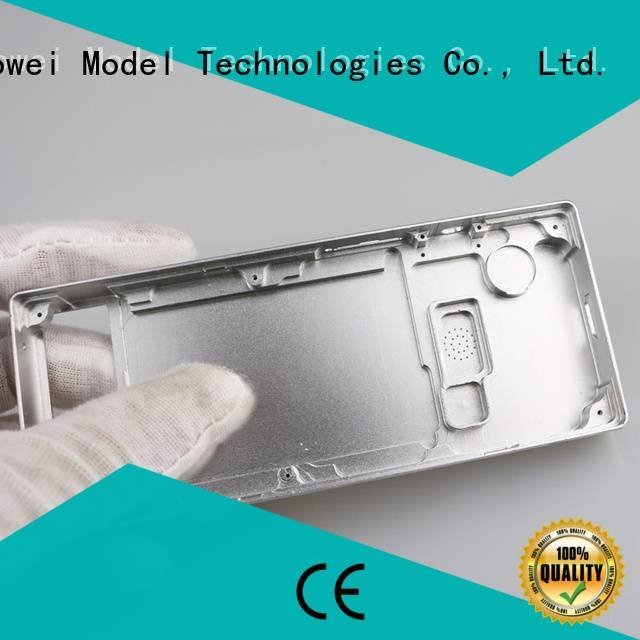 small batch machining precision parts prototype mobile medical devices parts prototype Tuowei