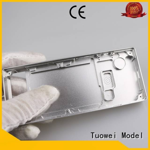 small batch machining precision parts prototype shell equipments cavity audio Tuowei