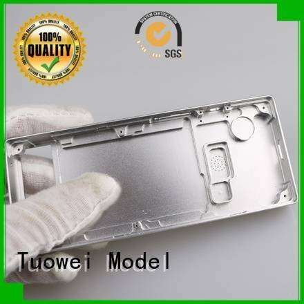 small batch machining precision parts prototype devices products medical devices parts prototype Tuowei Warranty