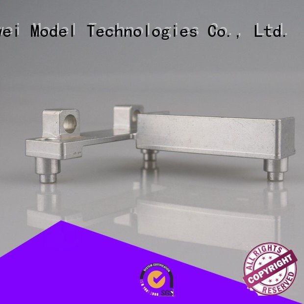 Hot medical devices parts prototype small Tuowei Brand