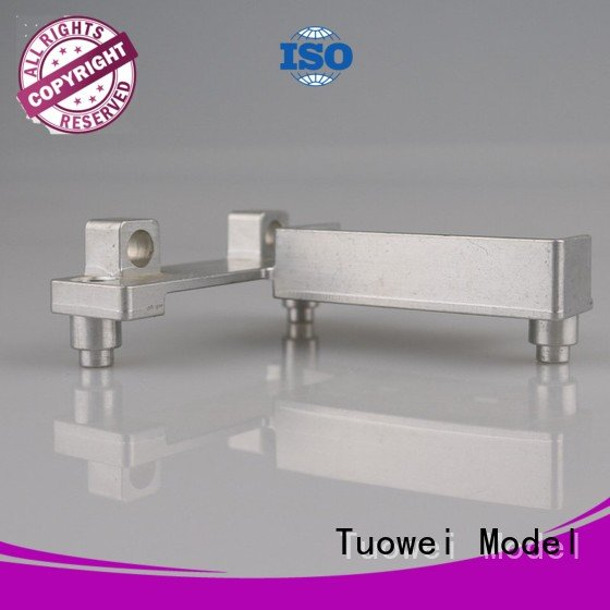 Tuowei cnc aluminum prototype customized for industry