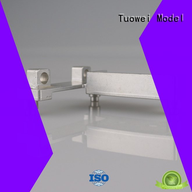 small batch machining precision parts prototype audio remotecontrolled converter equipments Tuowei