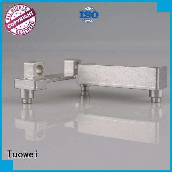 small batch machining precision parts prototype tube medical devices parts prototype aluminum Tuowei