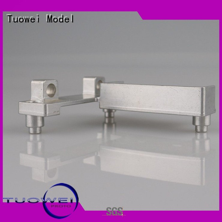 Tuowei medical cnc machined aluminum prototype manufacturer for industry