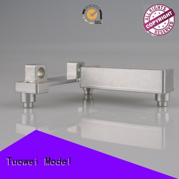 medical aluminum rings rapid prototype supplier for plastic Tuowei