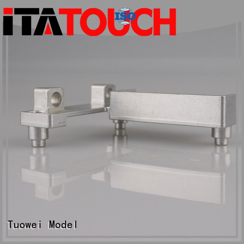 aluminum rapid prototyping alloy for plastic Tuowei