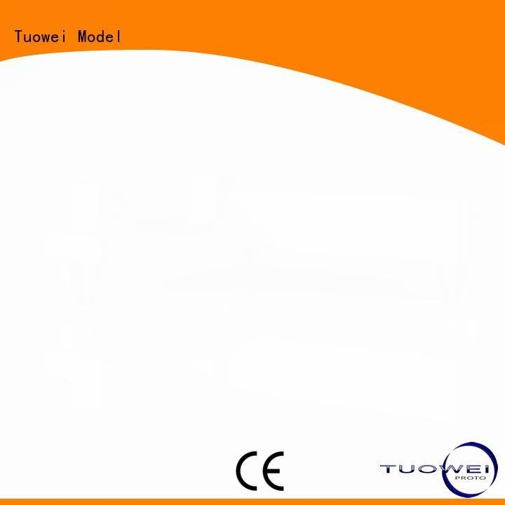small products rings small batch machining precision parts prototype Tuowei