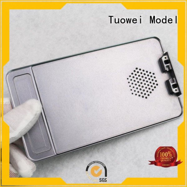 Tuowei testing cnc aluminum supplier for aluminum