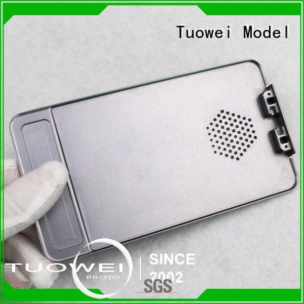 Tuowei frame aluminum prototype castings design