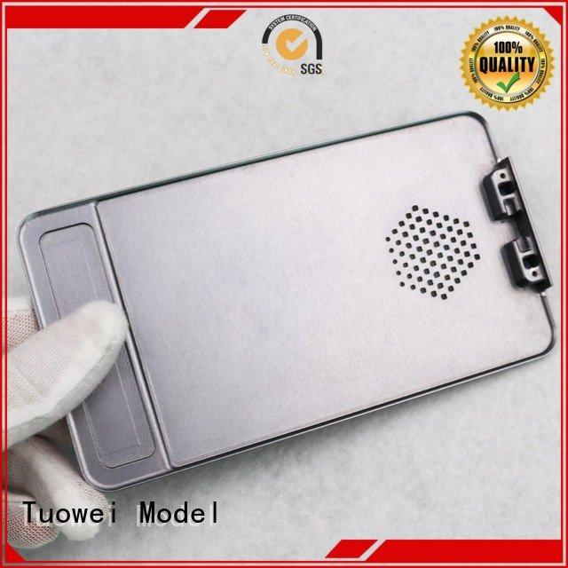 Hot small batch machining precision parts prototype dredge Tuowei Brand