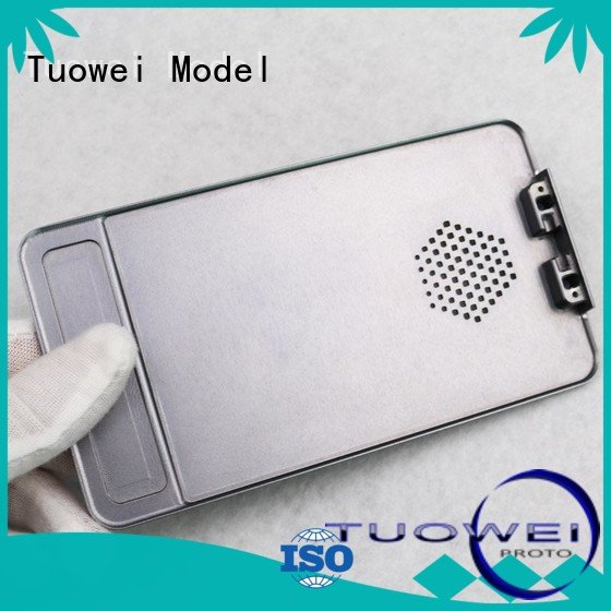 Tuowei alloy remote-controlled lock prototype design for metal