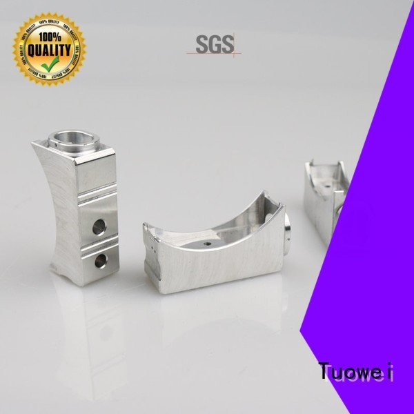 Hot medical devices parts prototype services Tuowei Brand