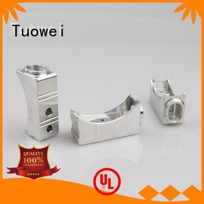 Tuowei complex aluminum rapid prototype supplier for industry