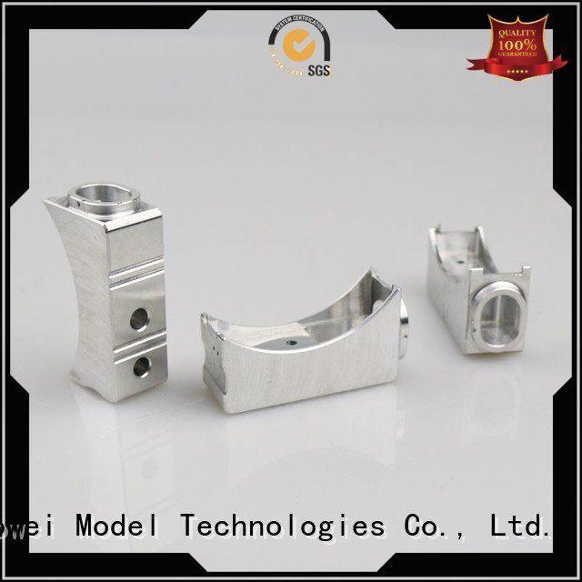 Tuowei testing cnc machining aluminum prototype factory remotecontrolled for metal