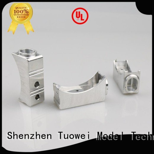 Tuowei complex product prototype factory for metal