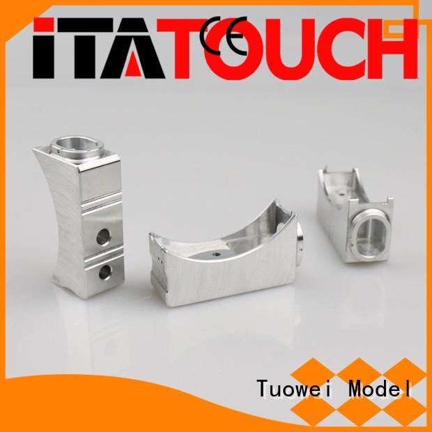 companies that make prototypes lock for aluminum Tuowei