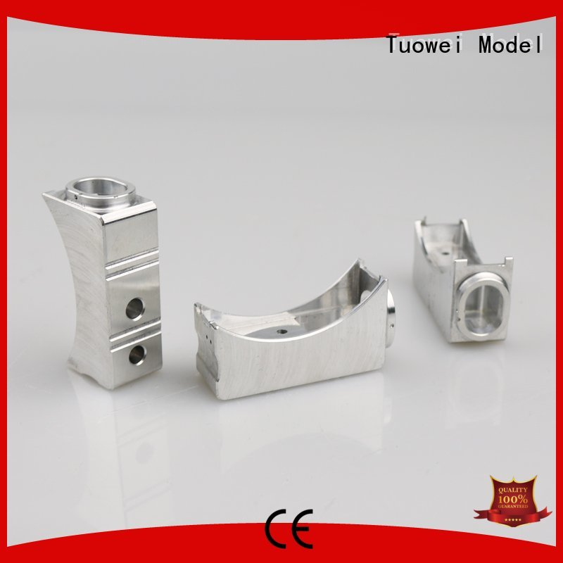 electronic equipment housing parts prototype products for metal Tuowei