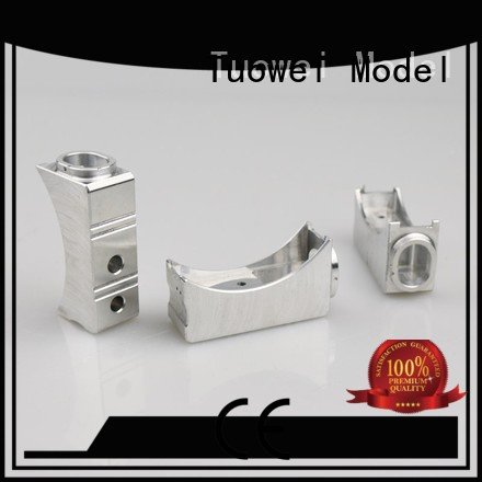 Tuowei cnc aluminum tubing design for industry