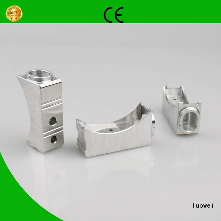 small batch machining precision parts prototype machining precision medical devices parts prototype Tuowei Warranty