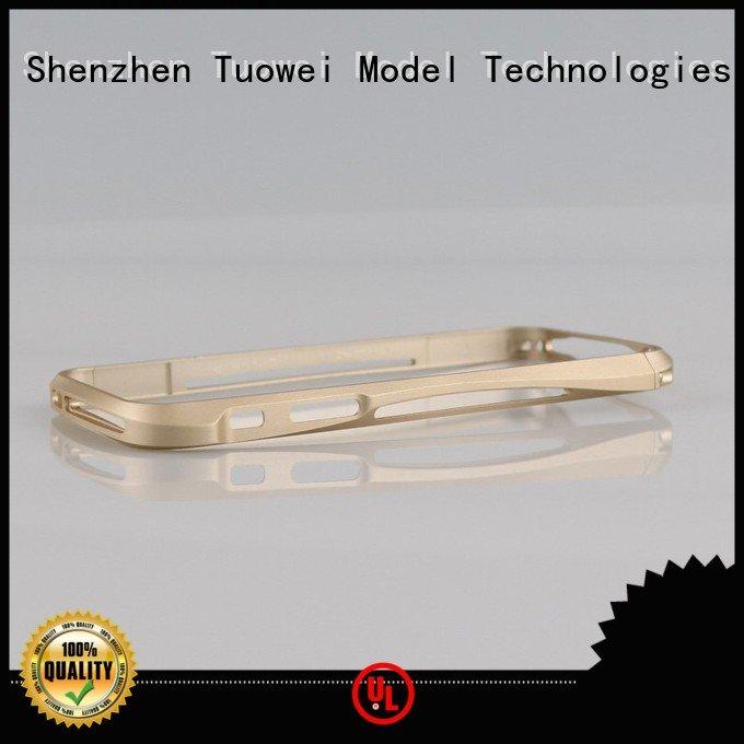 housing aluminum pipe design for metal Tuowei