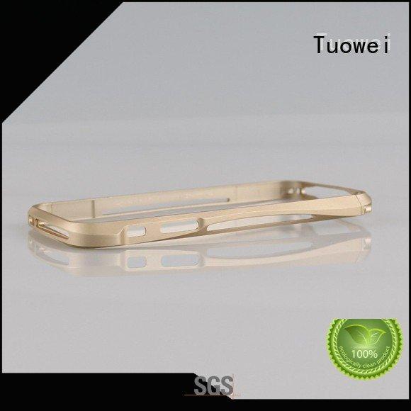 shell cnc aluminum mobile for aluminum Tuowei
