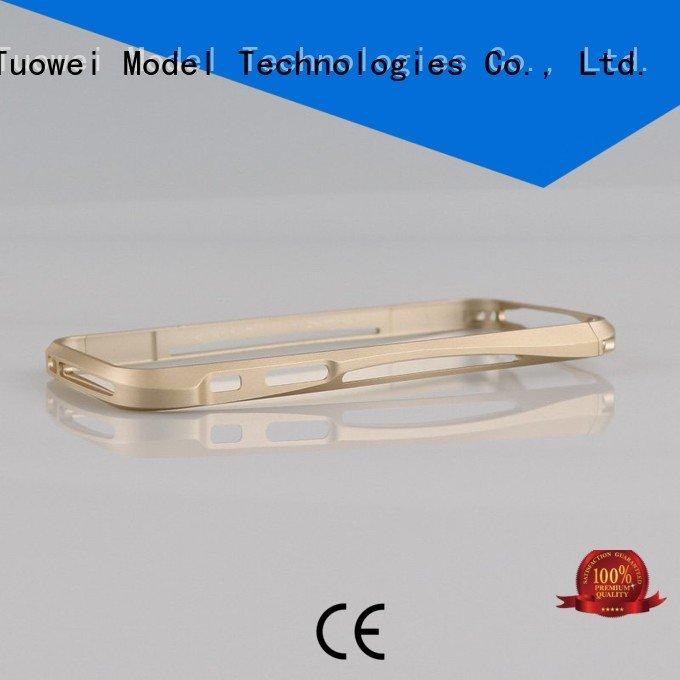 cavity al 6061 prototype supplier for aluminum Tuowei