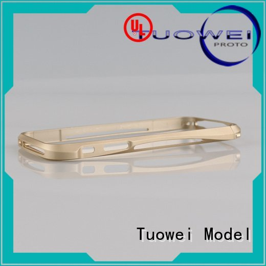 Hot small batch machining precision parts prototype parts medical devices parts prototype frame Tuowei