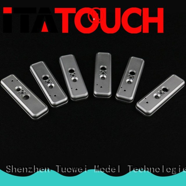 Tuowei electronic cnc aluminum prototype supplier for plastic